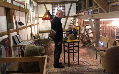 Besuch in Lingelbach's Scheune